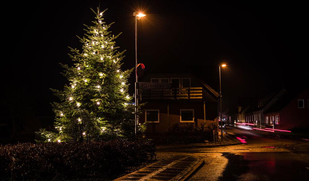 Byens juletræ