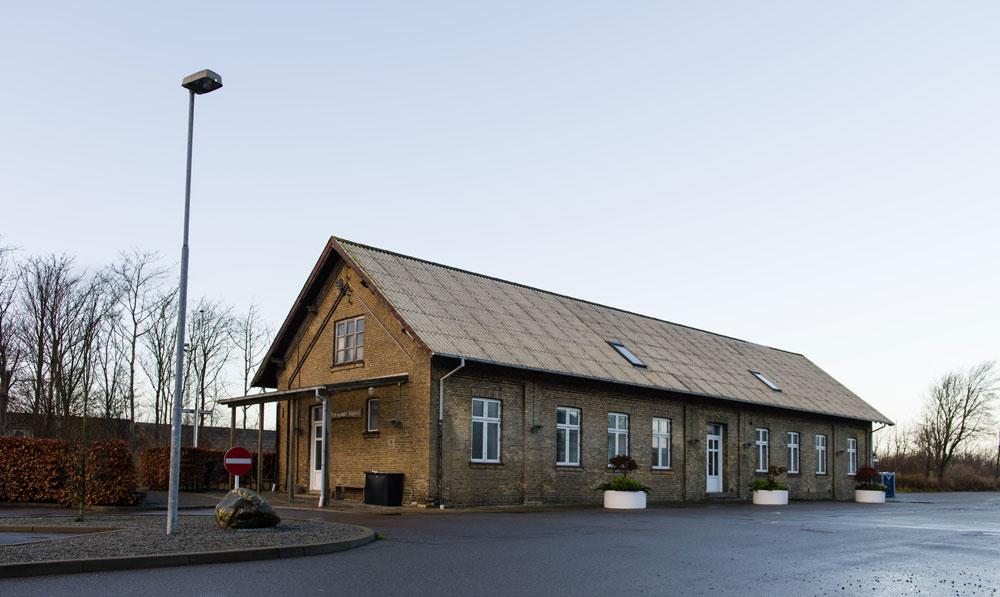 Hørdum Stationsbygning